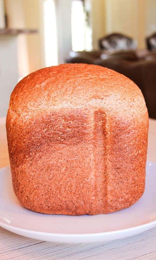 Ancient Multigrain Bread out of Bread Machine