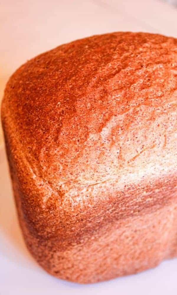 Ancient Grain Bread in Bread Machine