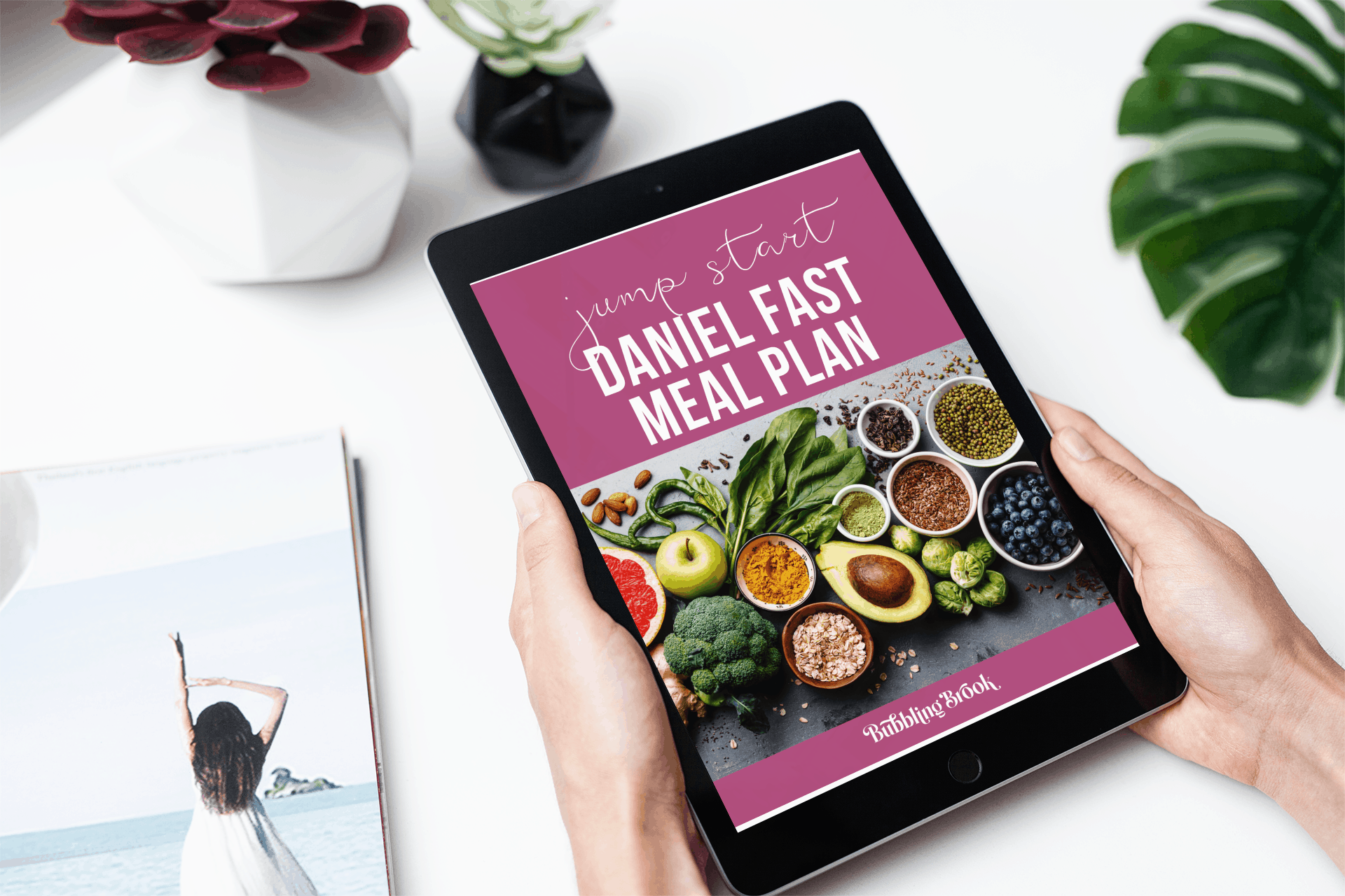 Jump Start Daniel Fast Meal Plan