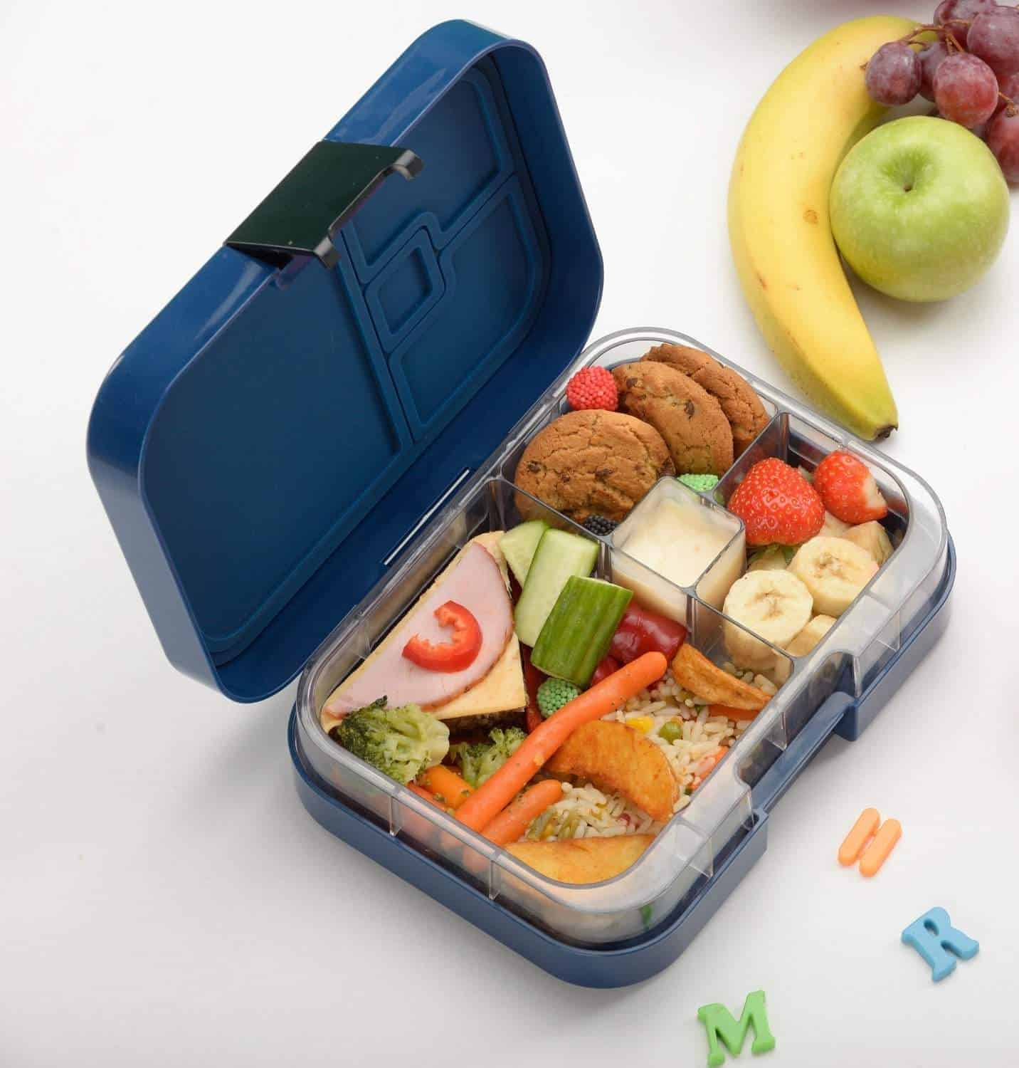 back to school lunches are a snap when you wrap. Black Bedroom Furniture Sets. Home Design Ideas