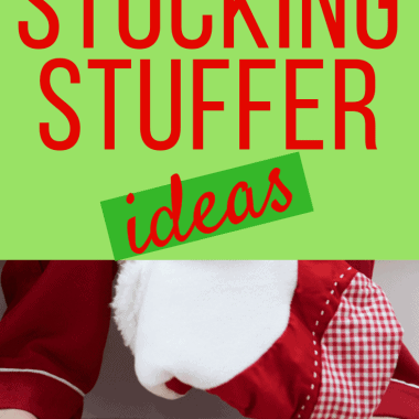 Stocking stuffer ideas for Christmas - Pinterest