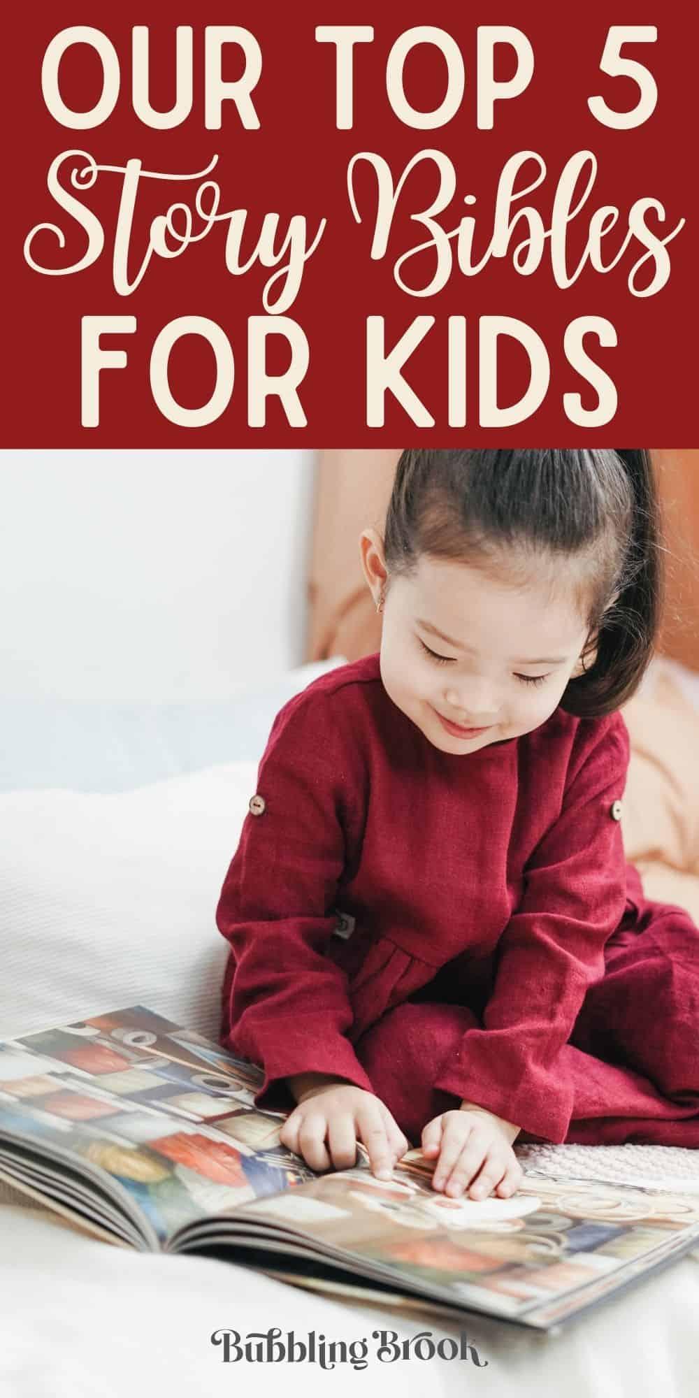 Best kids bibles