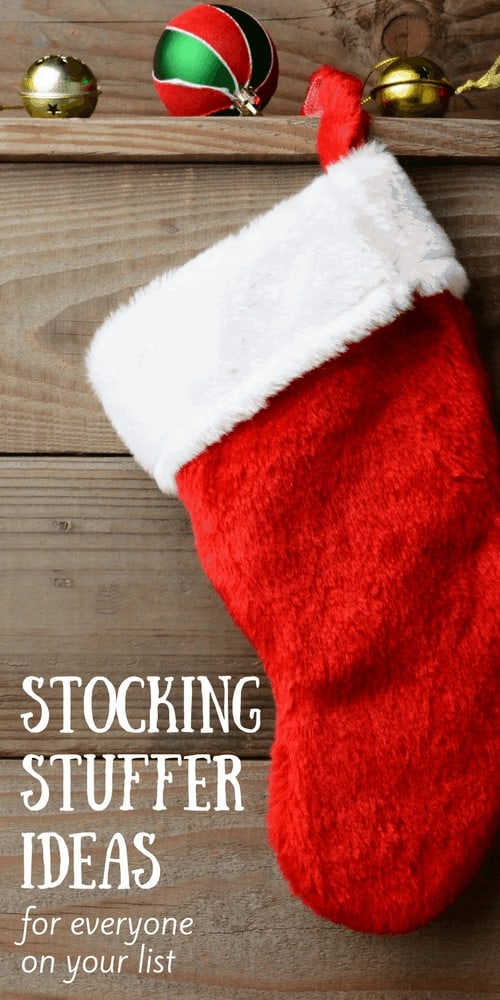 What to put in Christmas Stockings