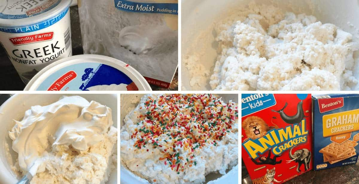 Super Easy Cake Batter Dip With Just 3 Ingredients You Can Grab At Aldi