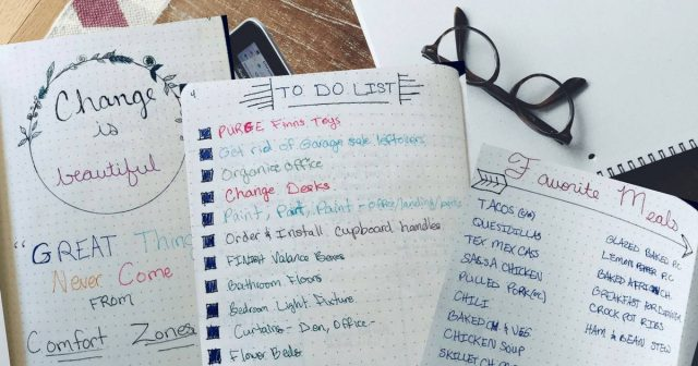 Bullet journal ideas for beginners