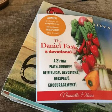 Chapter From The Daniel Fast Devotional