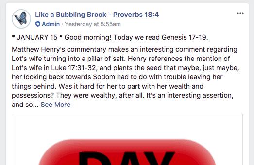 women's online bible study groups
