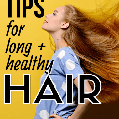 How to care for long hair, 10 tips and tricks for long healthy hair. If you love long hair, pentecostal hair, uncut hair, or simply just want healthy hair ideas, these are tips you should know!