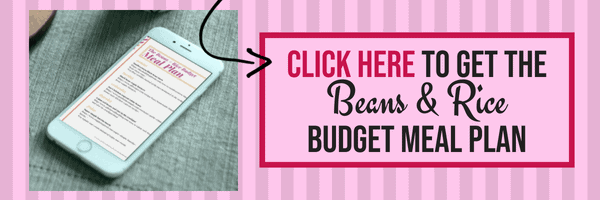 Click here to get the rice and beans meal plan
