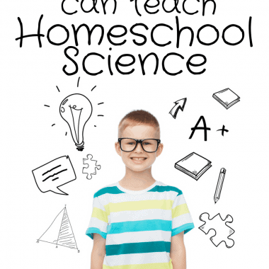 How Christian Parents Can Teach Homeschool Science