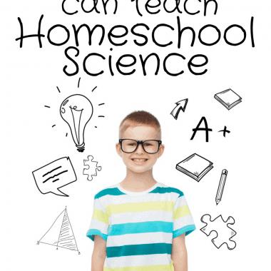 How Christian Parents Can Teach Homeschool Science