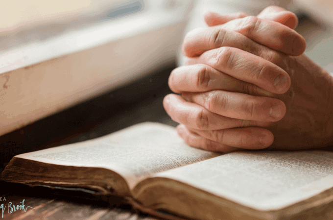 Prayer for finances - How to pray when money is tight. I really needed this!