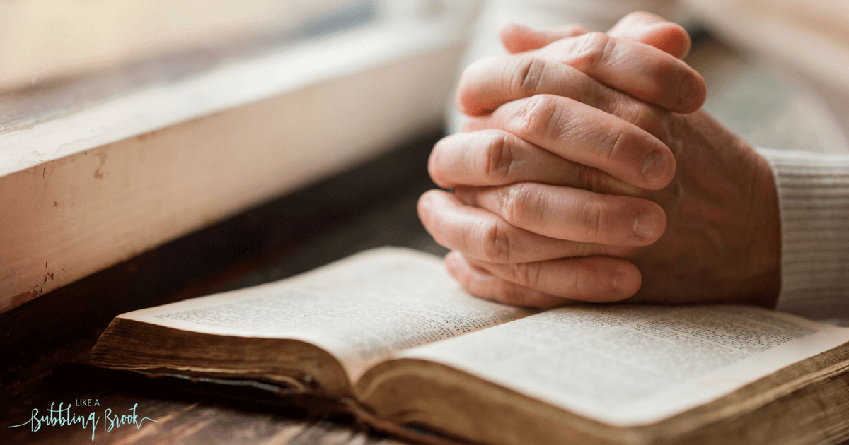 A Prayer For Finances: How To Pray When Money's Tight