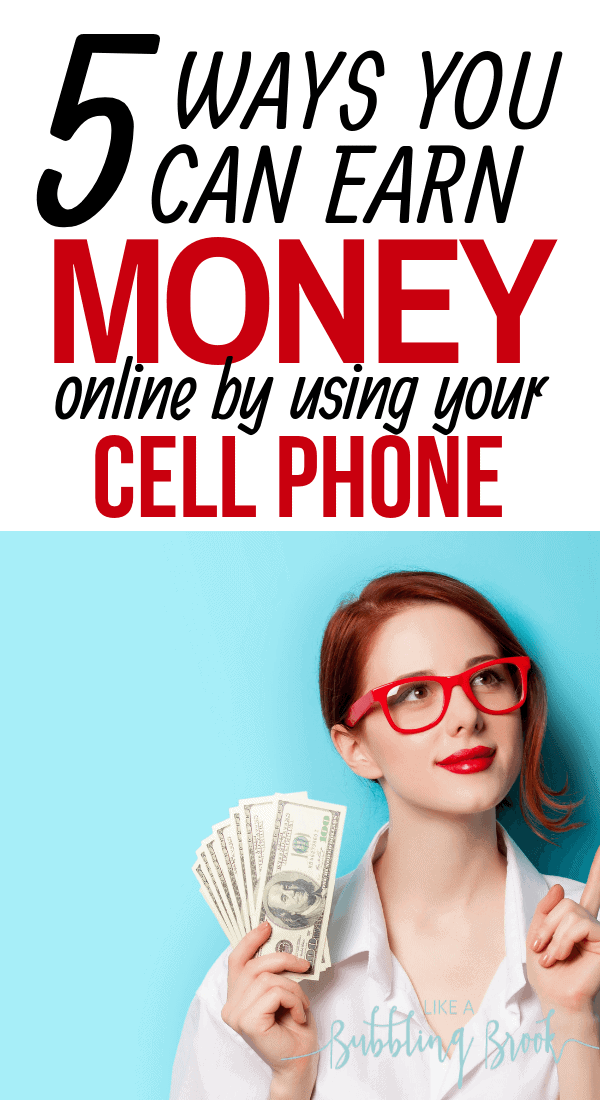 5 ways you could be making money with your phone