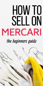 Selling on Mercari Tips You Should Know