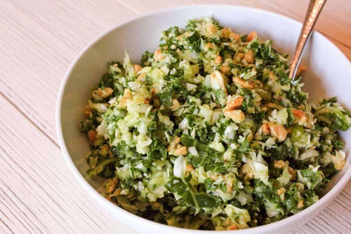 Houston's kale salad recipe COPYCAT