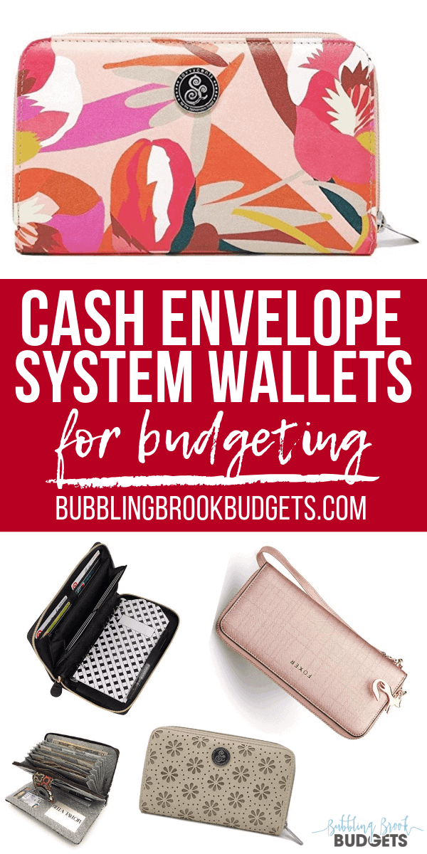 Dave Ramsey is right: moving to all cash spending is one of the best money moves you can make when you're getting started with your budget. Using cash envelopes is the most organized way to do it, but how do you keep your cash envelopes organized? With a cash envelope system wallet!