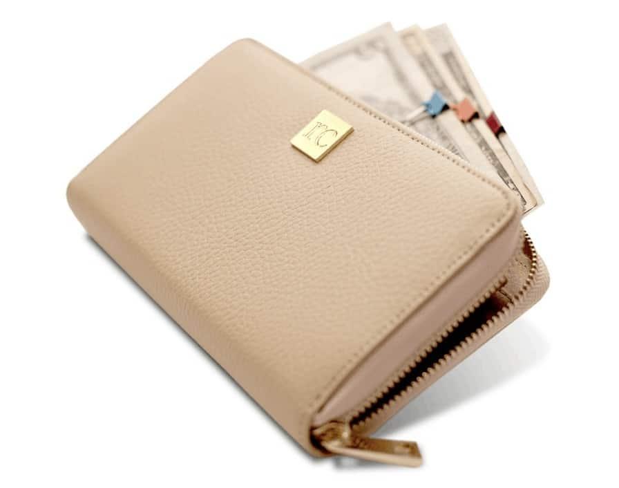 Rachel Cruze wallet