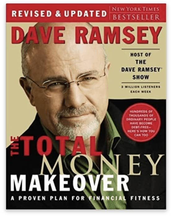 Dave Ramsey's Total Money Makeover book
