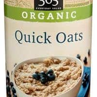 365 Everyday Value, Organic Quick Oats, 42 oz