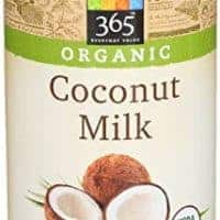 365 Everyday Value, Organic Coconut Milk, 13.5 fl oz