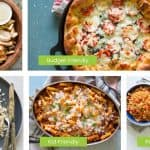 eMeals sample meal plan
