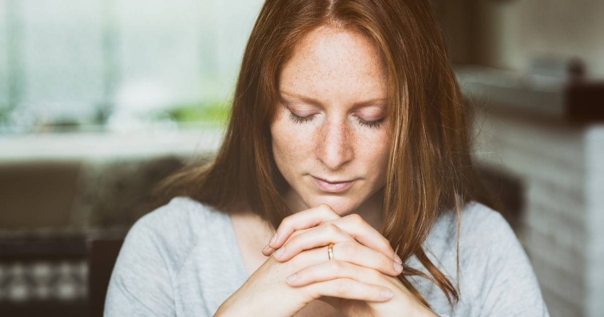 Woman Praying - Prayers for Faith and Hope