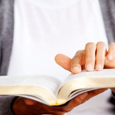How to do the SOAP bible study method