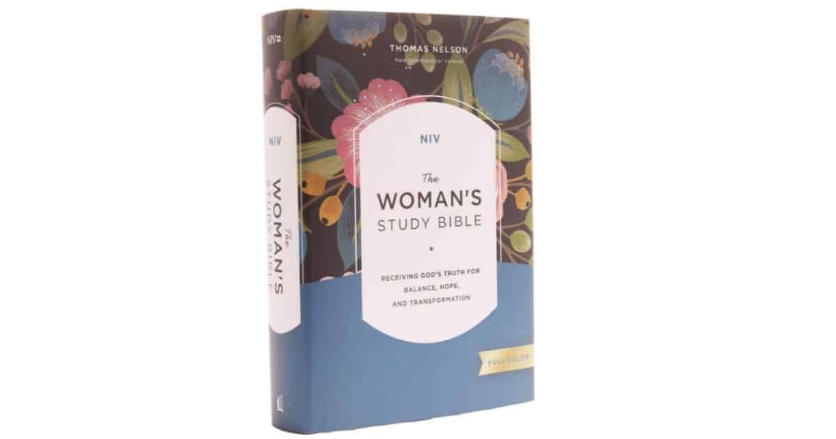 NIV Women's Study Bible
